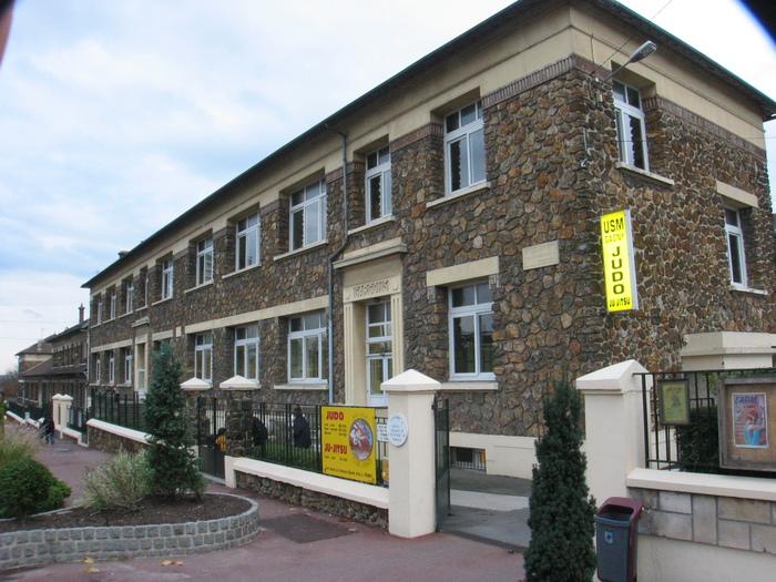 Journées du patrimoine 2020 - Retour aux temps écoliers à l'école Pasteur !