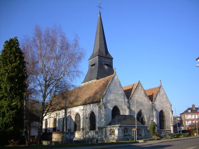 Journées du patrimoine 2020 - Visite libre de l'église Saint-Denis de Duclair