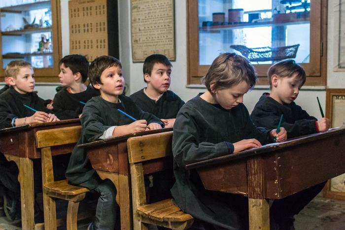 Journées du patrimoine 2019 - Visite libre de la Maison Champenoise et de l'Ecole 1900