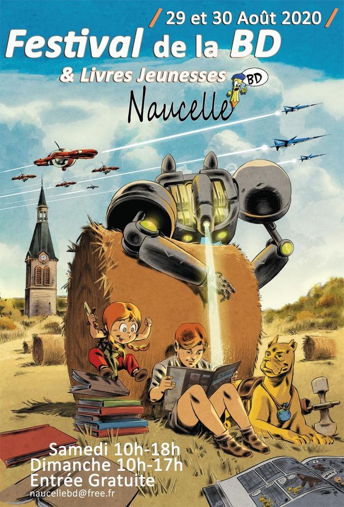 Festival de la BD, livres jeunesse, manga et caricatures - Dédicaces, expositions, conférences, ateliers...