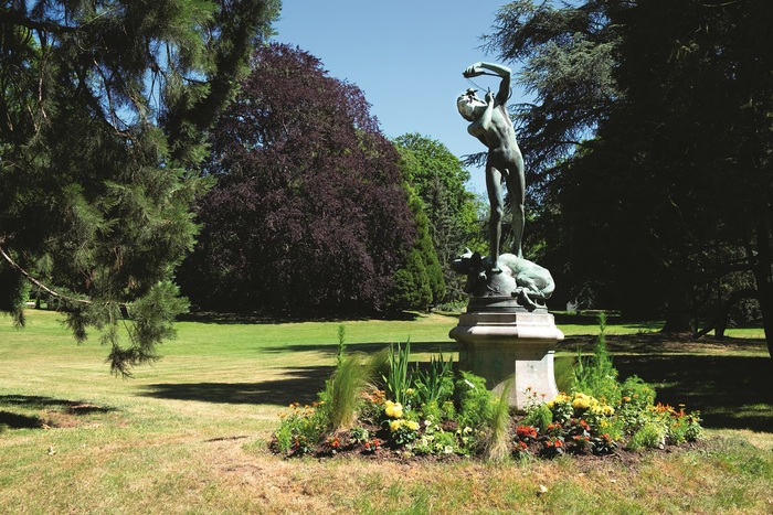 Journées du patrimoine 2020 - Promenade sonore : le jardin public de Cambrai