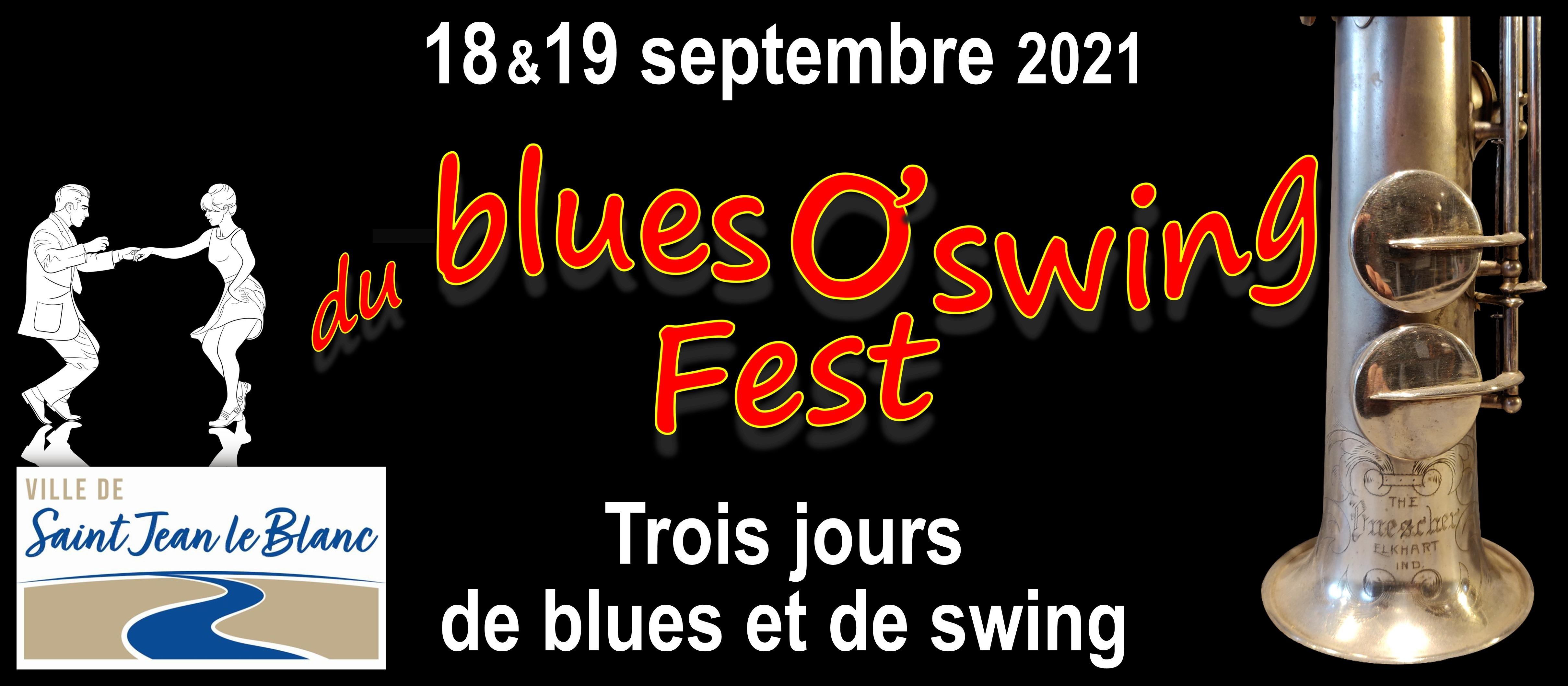 du blues O' swing Fest