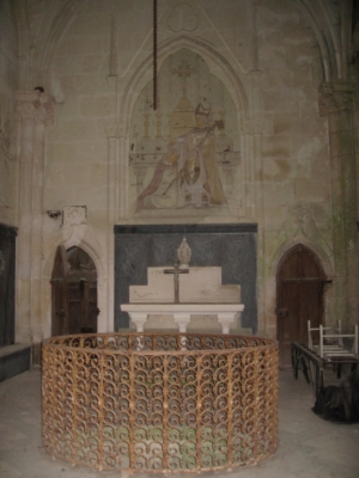 Journées du patrimoine 2019 - À la découverte de la chapelle funéraire de Chambroutet