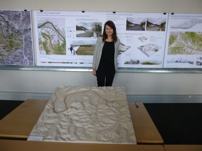 Journées du patrimoine 2020 - Stands de présentation des acteurs de la valorisation du mont Saint-Cyr