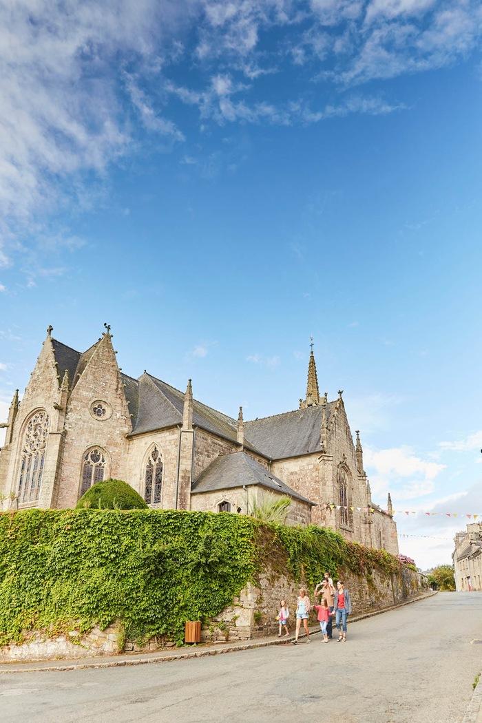 Journées du patrimoine 2019 - Visites libres de l'église Saint Ténénan