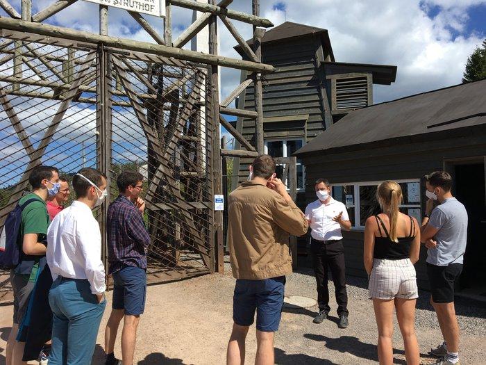 Journées du patrimoine 2020 - Visites guidées de l'ancien camp de concentration de Natzweiler-Struthof