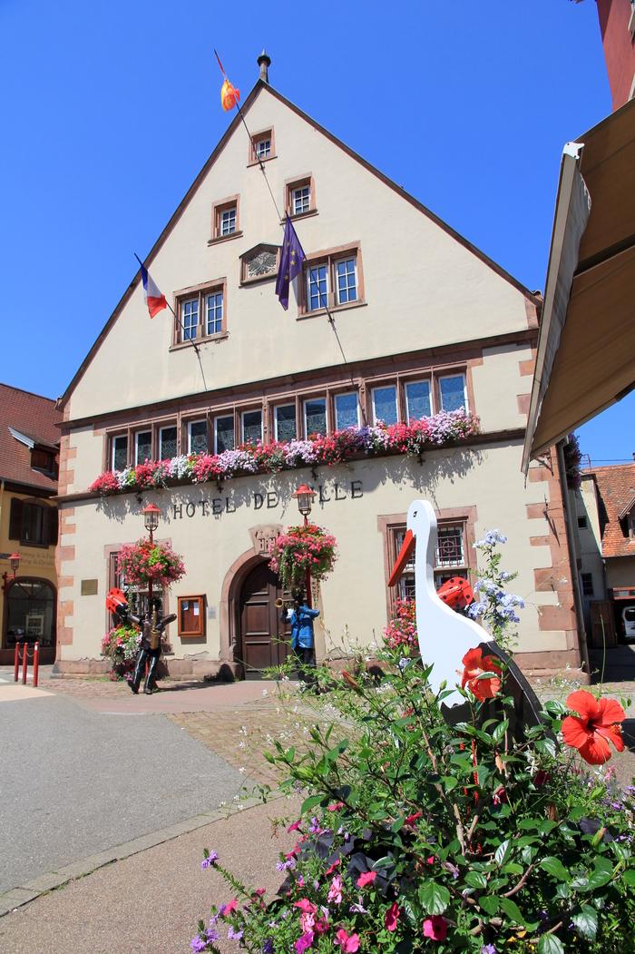 Journées du patrimoine 2019 - Portes ouvertes de la mairie