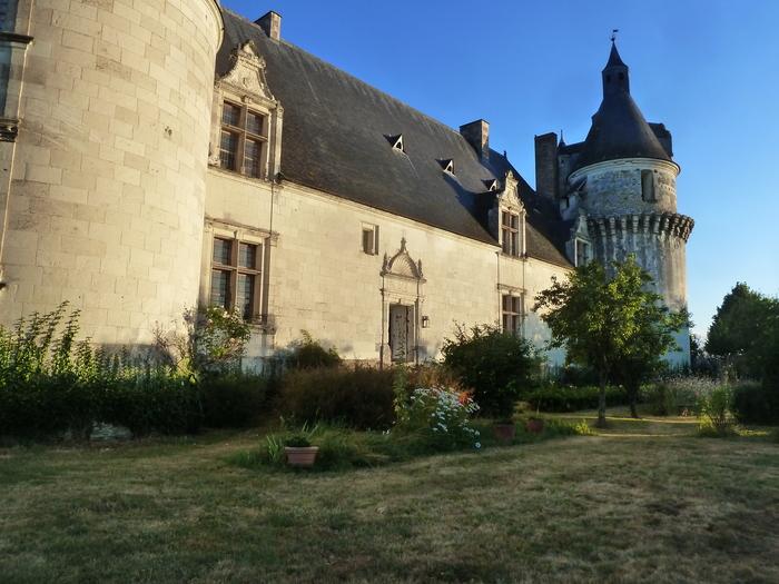Journées du patrimoine 2019 - Visite guidée de l'extérieur et du rez-de-chaussée du château de Richelieu