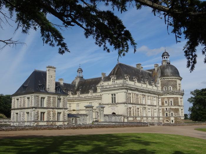 Journées du patrimoine 2019 - Visite du château de Serrant