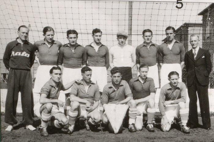 Journées du patrimoine 2019 - Le sport dans les entreprises: HBL et BATA-1946-2004