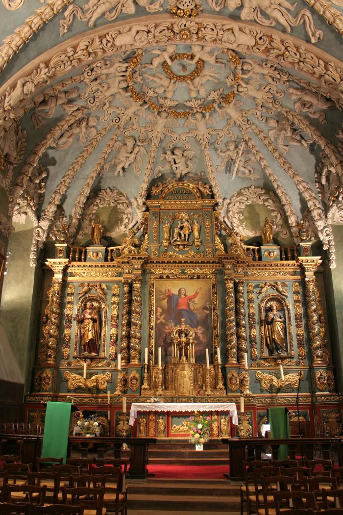 Journées du patrimoine 2019 - Visite libre de l'église baroque