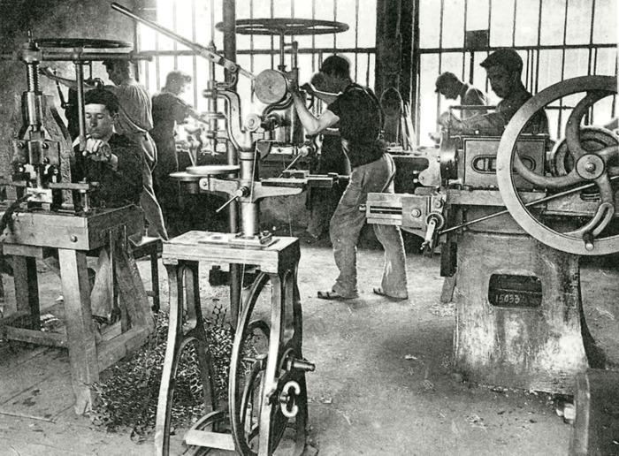 Journées du patrimoine 2020 - À la découverte des ateliers de gravure industrielle à Gergy