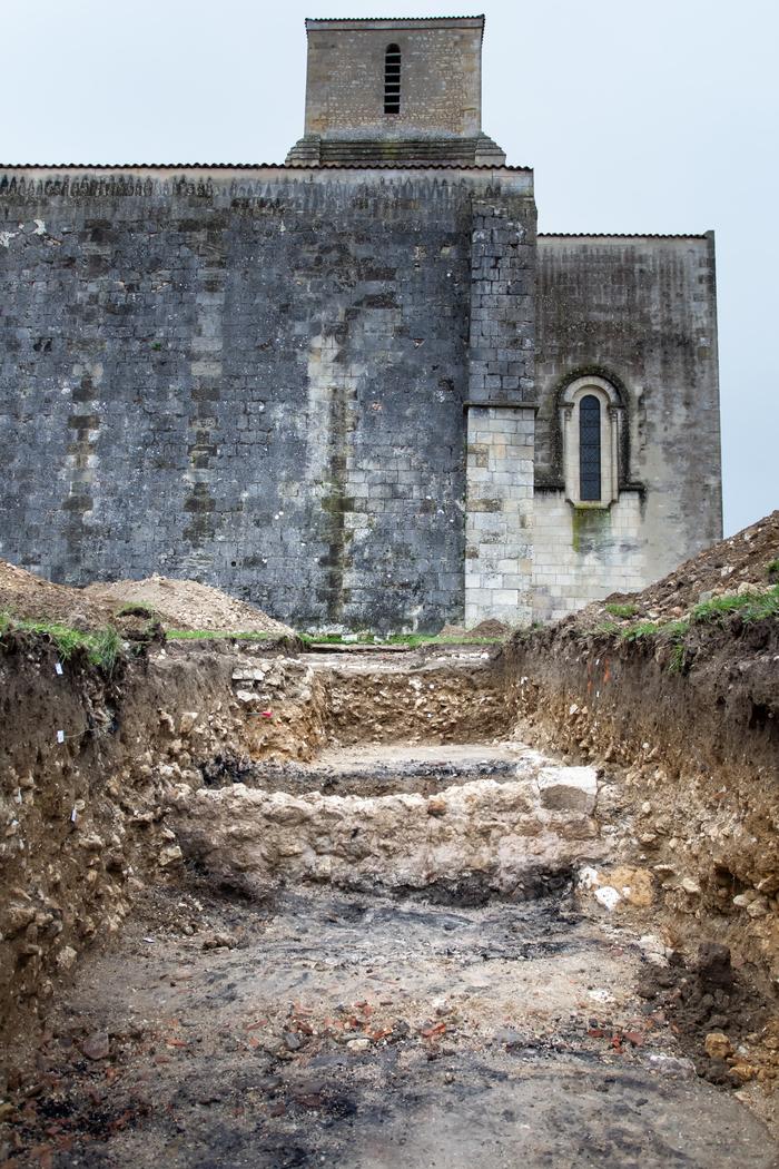 Journées du patrimoine 2020 - Visite guidée de l'église Saint-Pierre et de sa crypte