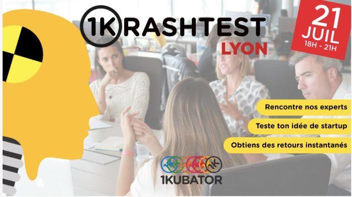1KrashTest : Teste ton idée de startup