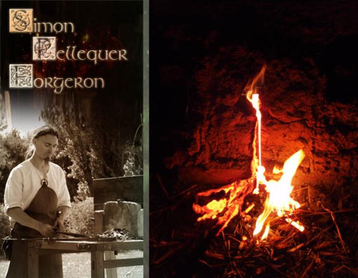 Journées du patrimoine 2019 - Démonstration : La forge historique de Simon Pellequer