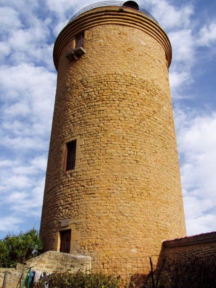 Journées du patrimoine 2020 - Visite de la tour d'Oingt
