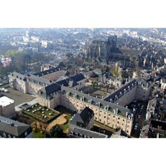 Journées du patrimoine 2020 - Visite historique guidée du lycée Montesquieu (Le Mans)