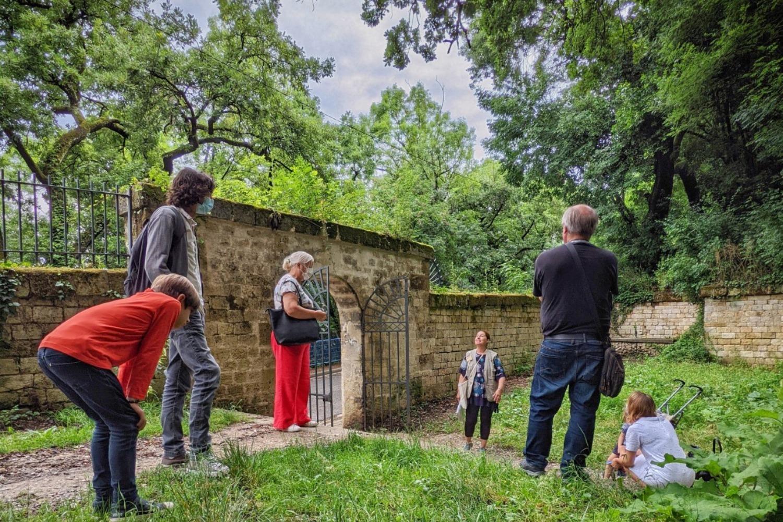 Balade urbaine, sensibilisation à la permaculture & atelier de bouturage