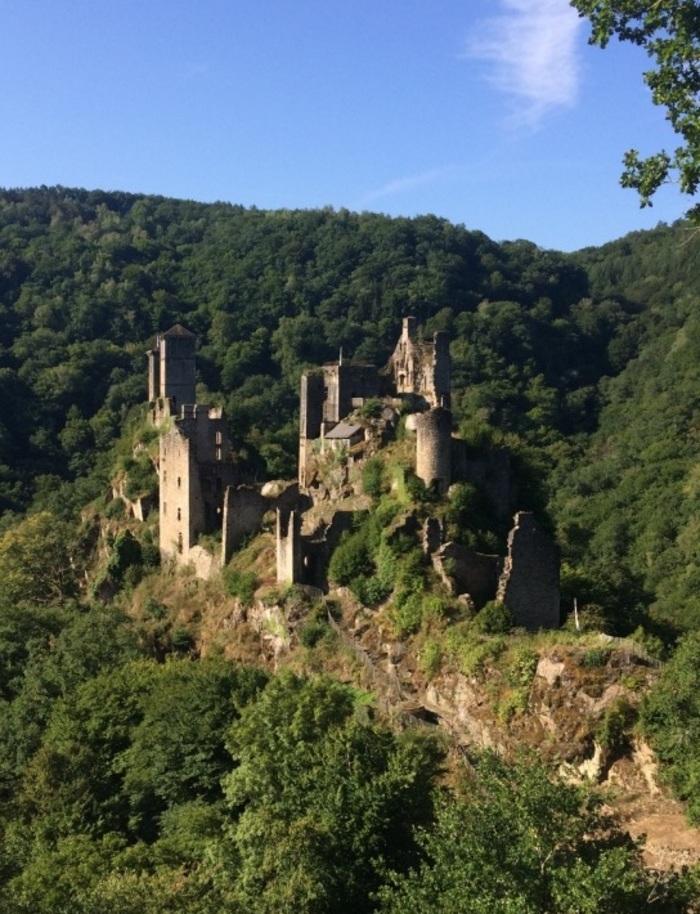 Journées du patrimoine 2019 - Visite guidée d'un castrum médiéval des XIIe et XIIIe siècles