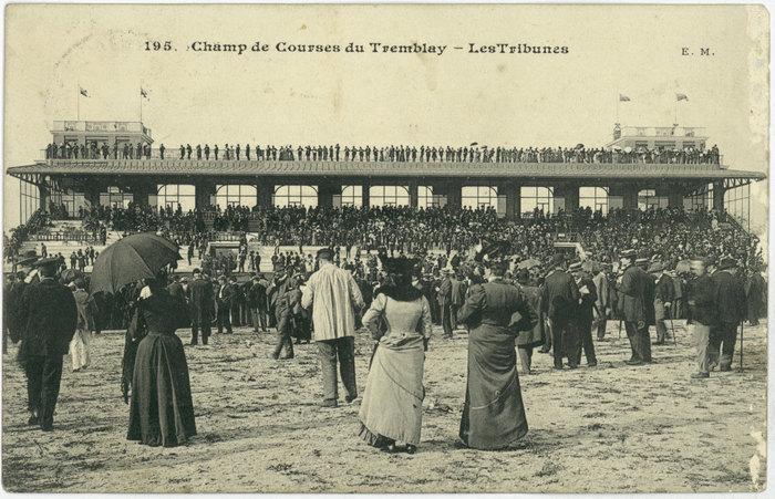 Journées du patrimoine 2020 - Découverte de l'Histoire du Parc du Tremblay