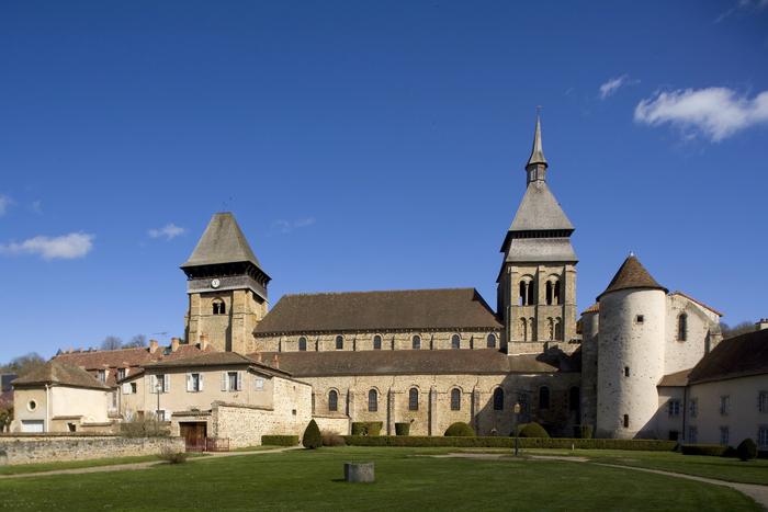 Journées du patrimoine 2020 - Visite d'une église abbatiale médiévale
