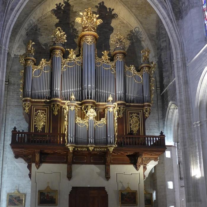Journées du patrimoine 2020 - Annulé | Présentation de l'orgue