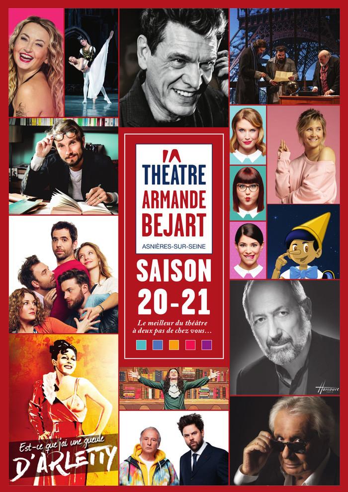 Journées du patrimoine 2020 - Découverte du Grand Théâtre d'Asnières et ses coulisses  proposée par José Jorge, directeur du théâtre Armande-Béjart