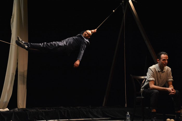 Journées du patrimoine 2020 - Atelier théâtre