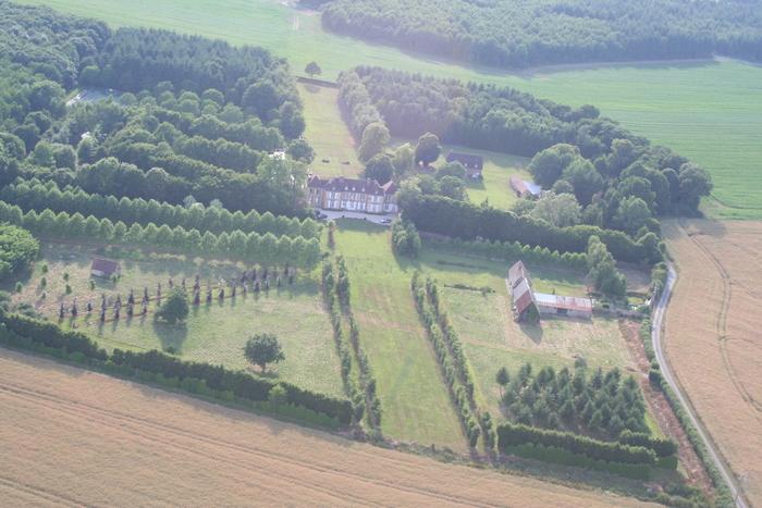 Journées du patrimoine 2019 - Visite du parc du château de la Duquerie