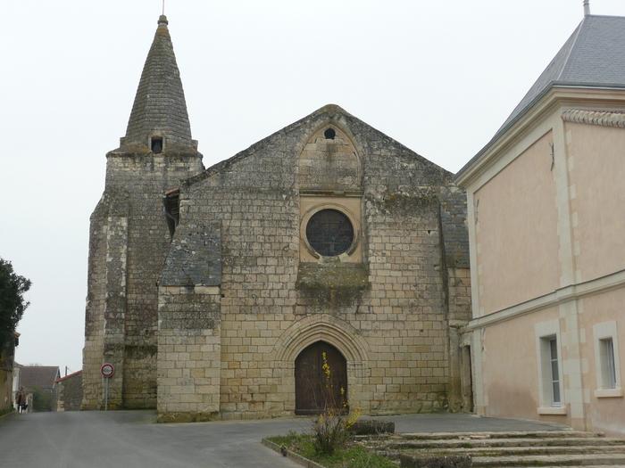 Journées du patrimoine 2020 - Découverte d'un église du XIIe siècle