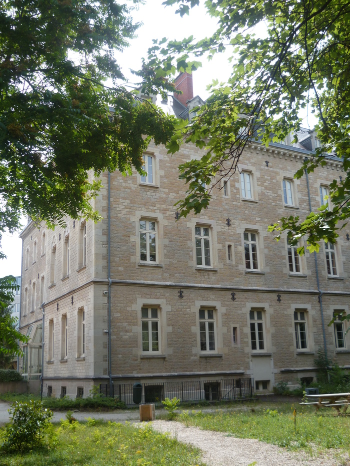 Journées du patrimoine 2019 - Visite guidée du lycée Simone Weil