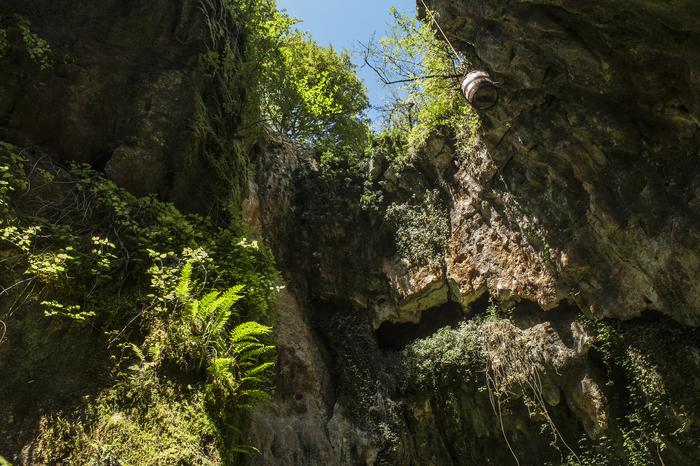 Journées du patrimoine 2019 - Les Phosphatières : visite guidée d'un patrimoine géologique d'intérêt mondial