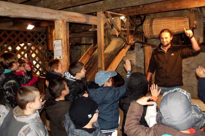 Journées du patrimoine 2020 - Mystères à la scierie : Une enquête à l'écomusée