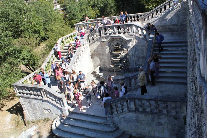 Journées du patrimoine 2019 - Visite guidée du château de l'environnement