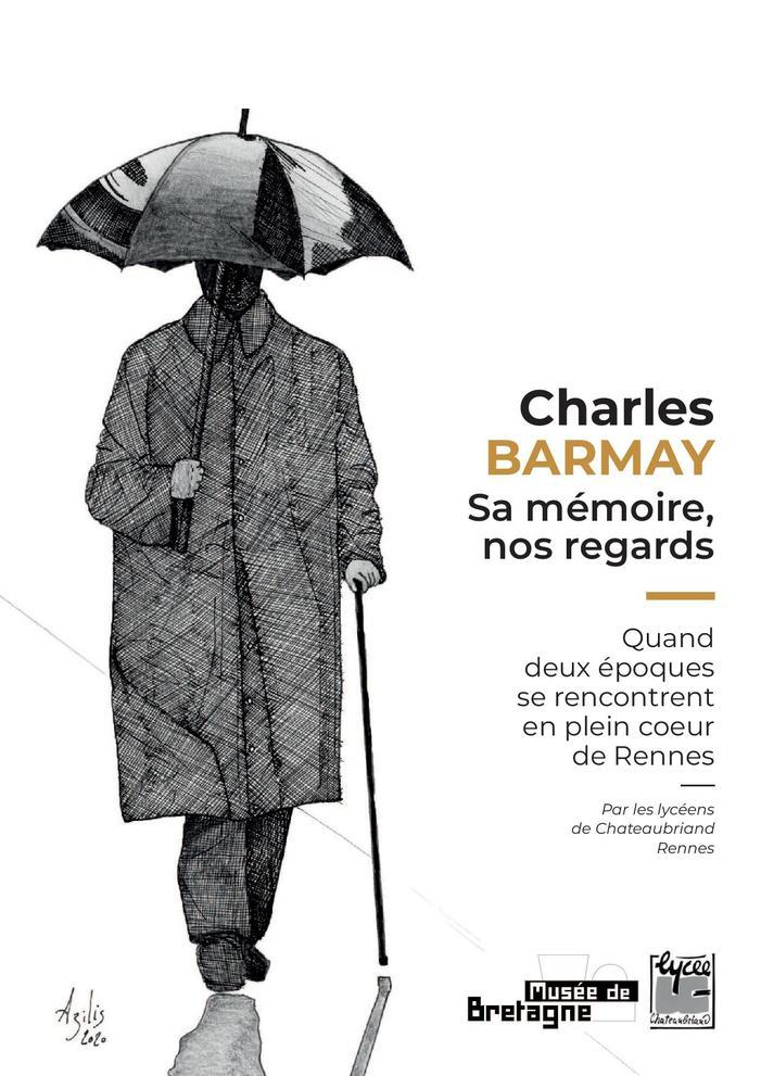Journées du patrimoine 2020 - Projection du projet des lycéens de Chateaubriand à Rennes à la rencontre des photographies de Charles Barmay.