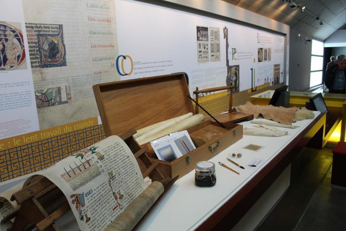Journées du patrimoine 2019 - Visite libre du Scriptorial