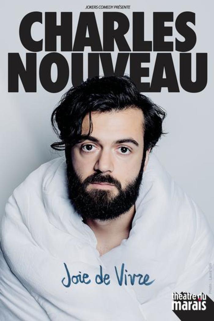 Charles Nouveau – 16 mars 201 – La Nouvelle Comédie Gallien