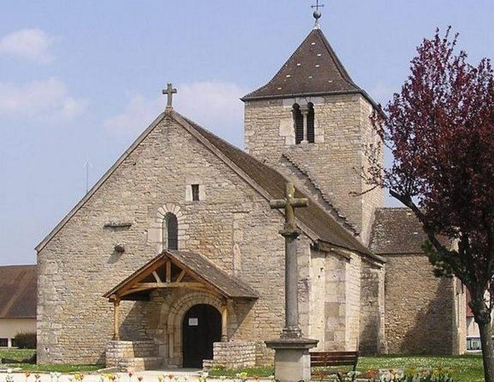 Journées du patrimoine 2020 - Église romane de la Sainte-Trinité