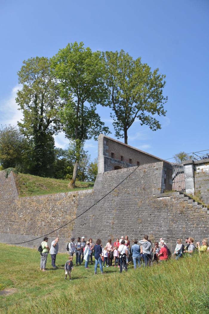 Journées du patrimoine 2020 - Visites guidées des remparts de Maubeuge