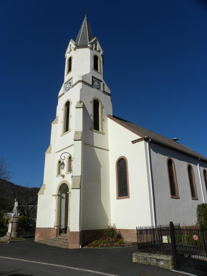 Journées du patrimoine 2019 - Rallye-découverte des églises rurales du Haut-Florival