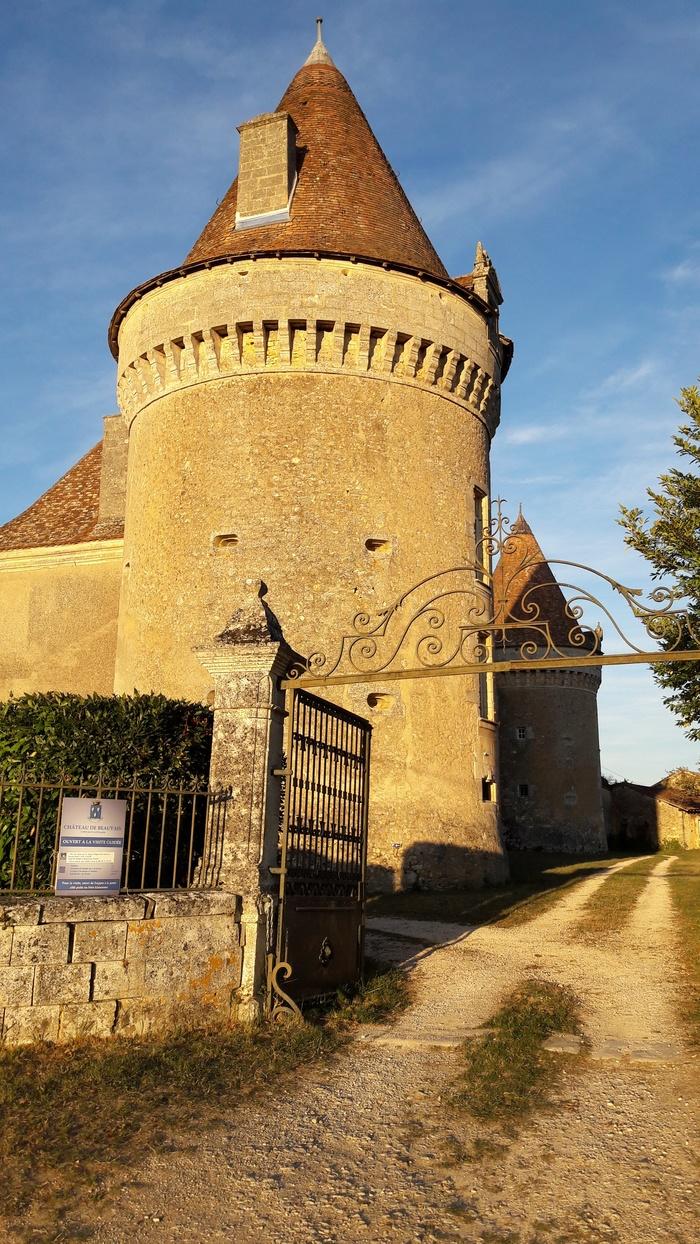 Journées du patrimoine 2019 - Présentation du château et des travaux de restauration