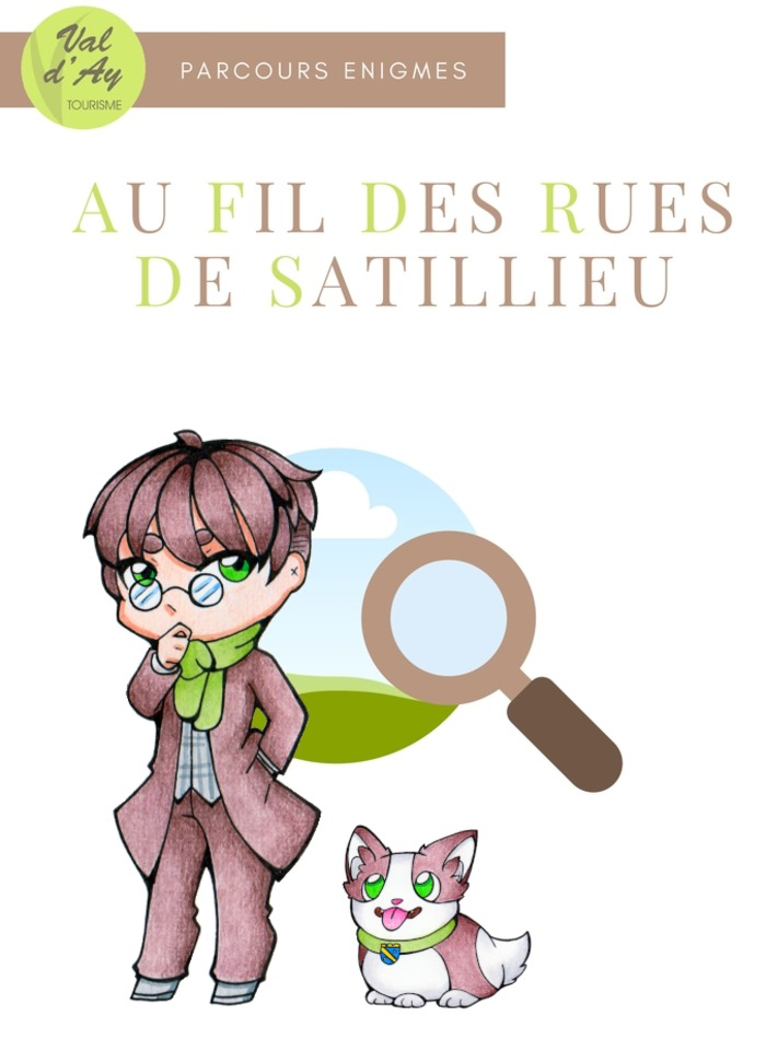 Journées du patrimoine 2020 - Au fil des rues de Satillieu