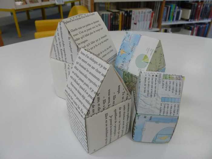 Journées du patrimoine 2019 - Village Patrimoine : atelier Origami