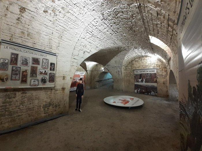 Journées du patrimoine 2020 - Expositions à la citadelle de Givet - Charlemont