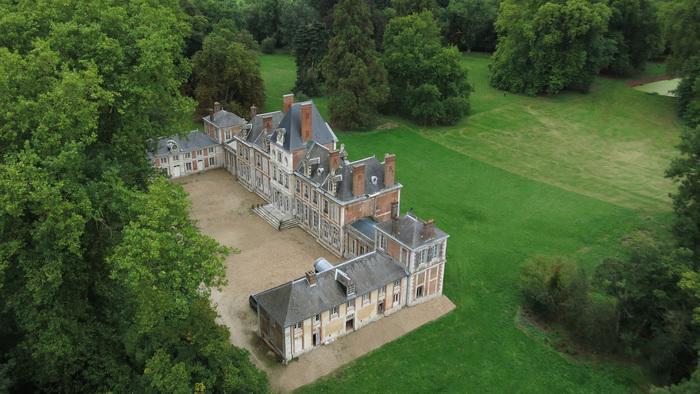 Journées du patrimoine 2019 - Visite guidée des extérieurs et du parc du château de Pinterville