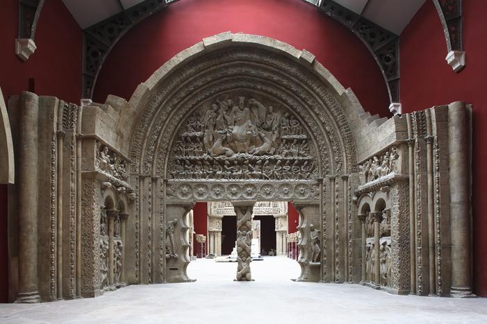 Nuit des musées 2019 -Visite guidée des collections : galerie des moulages