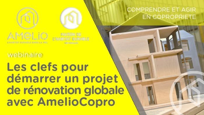 Les clefs pour démarrer un projet de rénovation globale avec AmelioCopro
