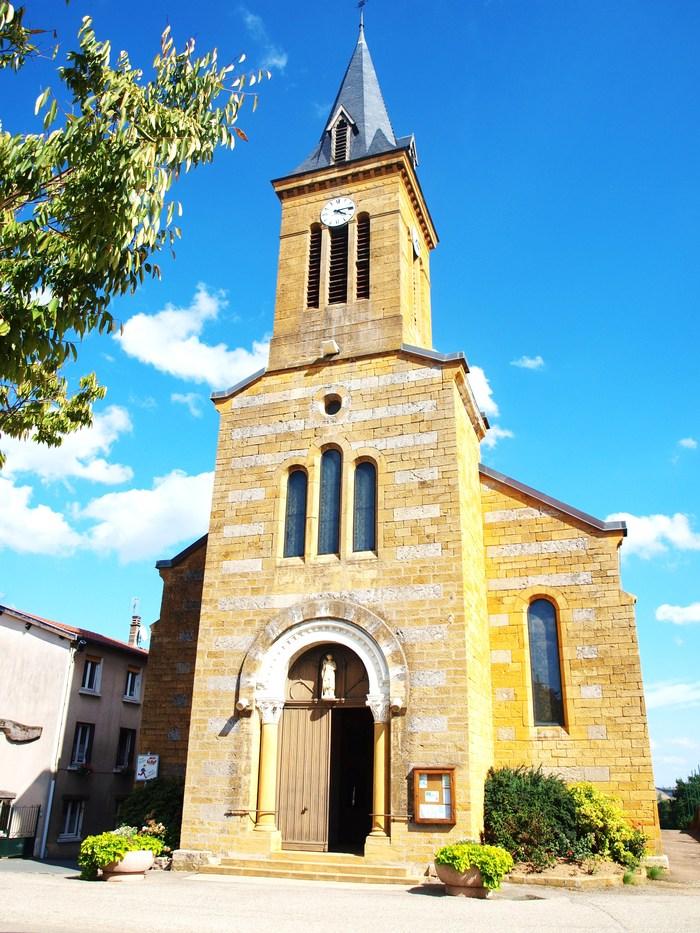 Journées du patrimoine 2019 - À la découverte des quatres églises de Vindry-sur-Turdine