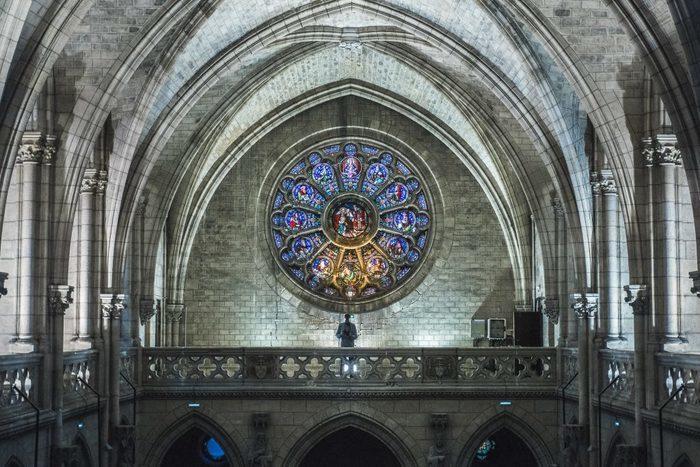 Journées du patrimoine 2020 - Annulé | Visites du cloître et de la chapelle néogothique de l'ancien Séminaire de Bordeaux