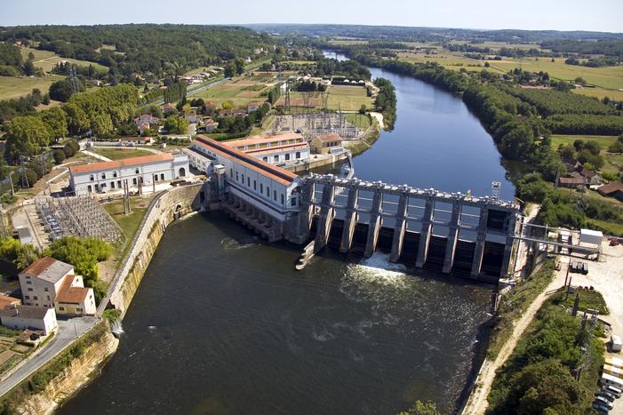 Journées du patrimoine 2019 - Découverte du barrage de Tuilières